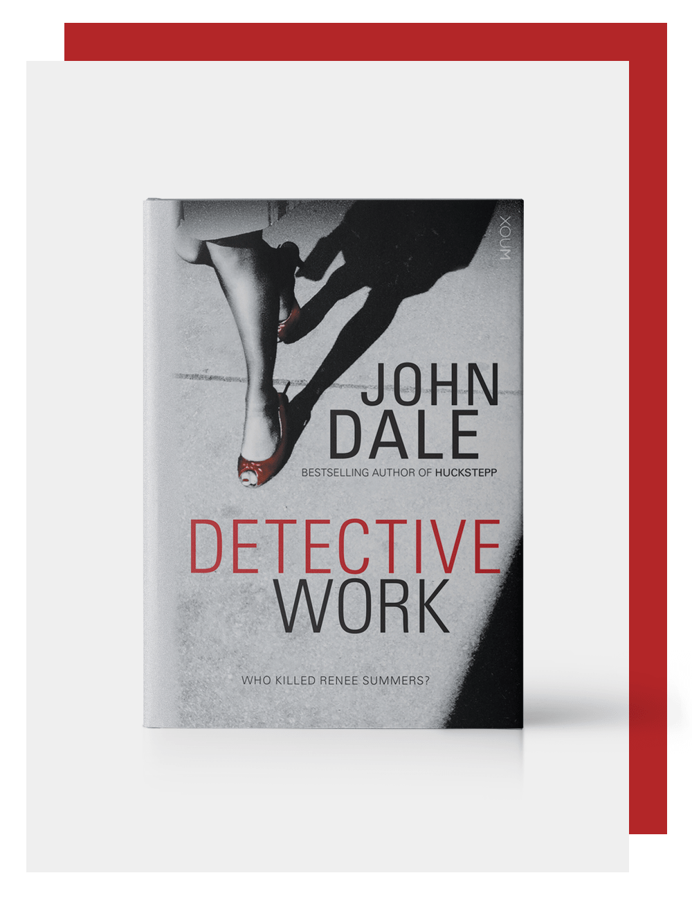 John Dale, Author, Detective Work