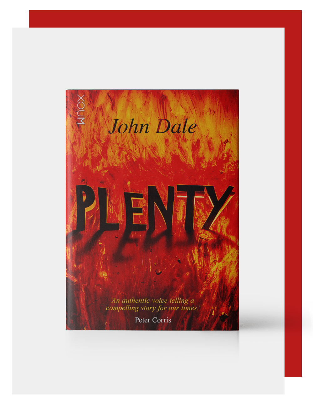 John Dale, Author, Plenty